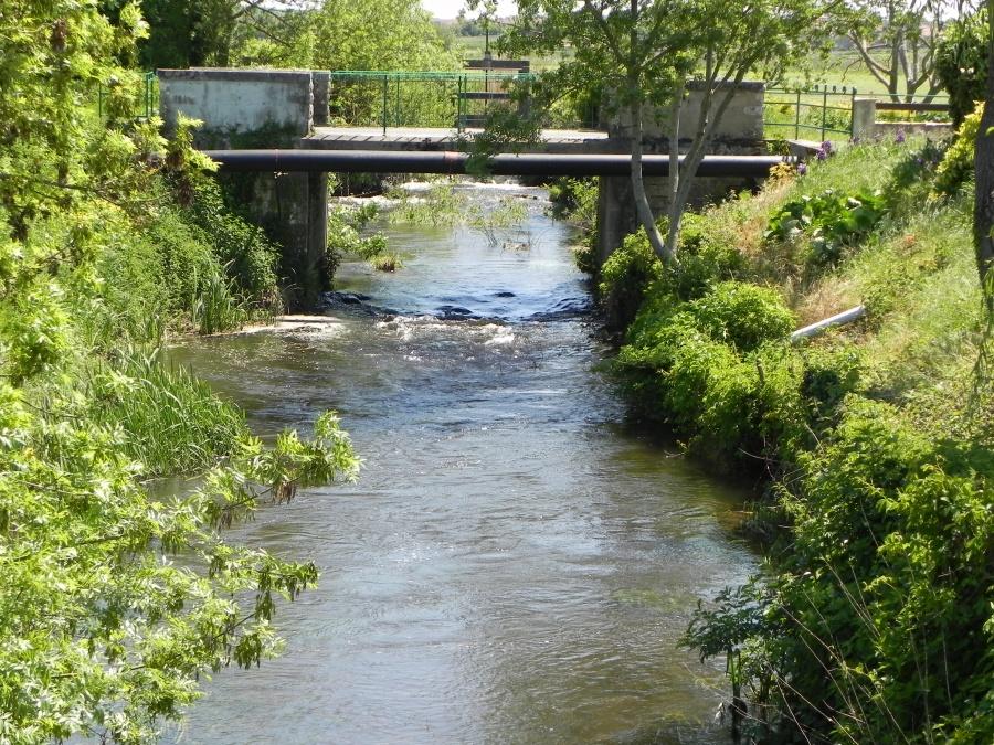Pont l'Abbé d'Arnoult dept 17