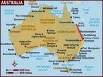 Départ pour Sydney
