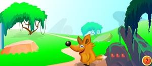 Jouer à Nutty fox adventure 3