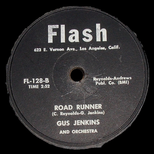Gus Jenkins : Hit The Road