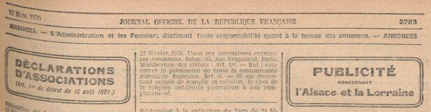 Paris - Journal officiel de la République française. Lois et décrets 22 fév. 1930