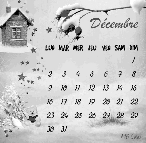 Décembre bis