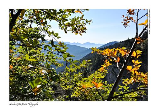 Du Mont Aiguille au Rocher de Séguret - Vercors