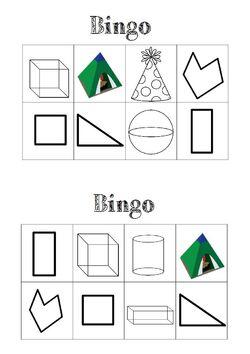 Bingo géométrie