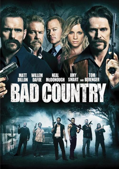 "Bonsoir a l'honneur : "" Bad country """
