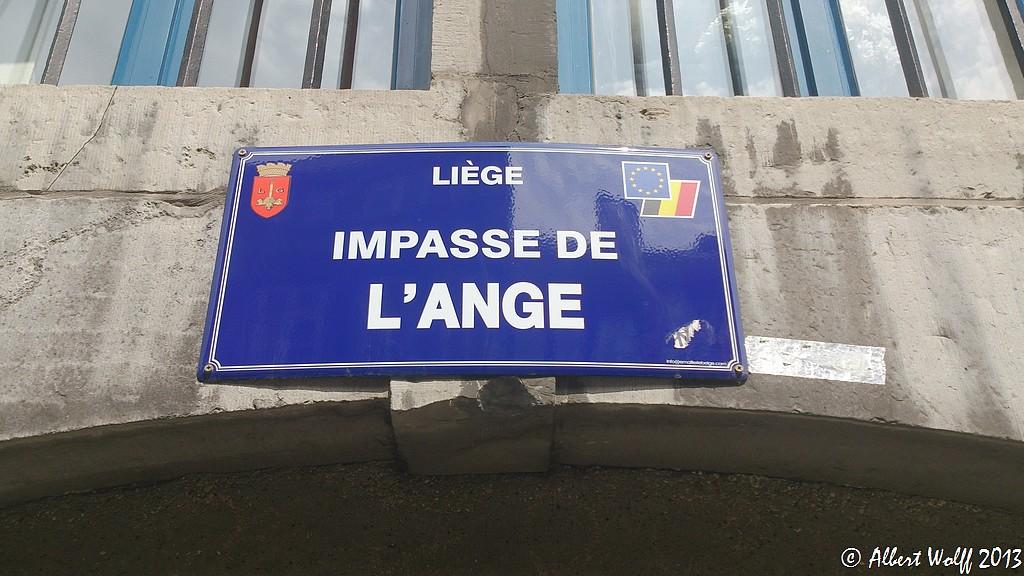 Liège  : des  noms évocateurs
