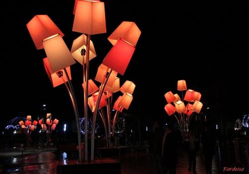 Illuminations de Noël à Valence - suite
