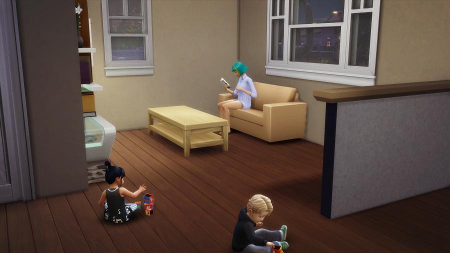 Foyer Jeong |Semaine 1