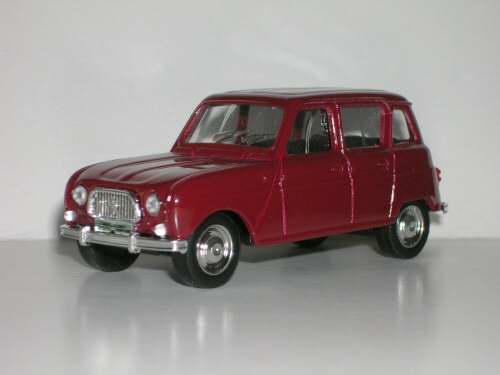 Renault 4 L 1964