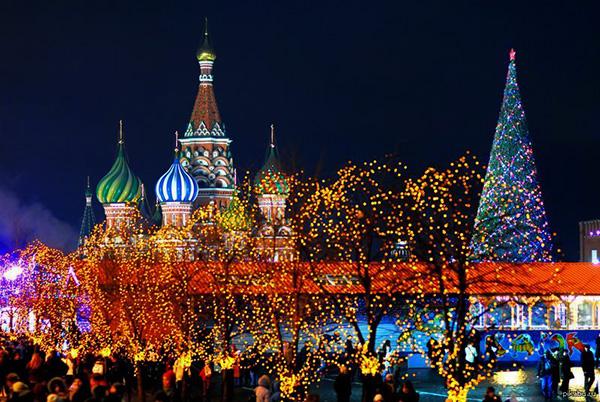Nouvel An et Noël en Russie – coutumes et traditions