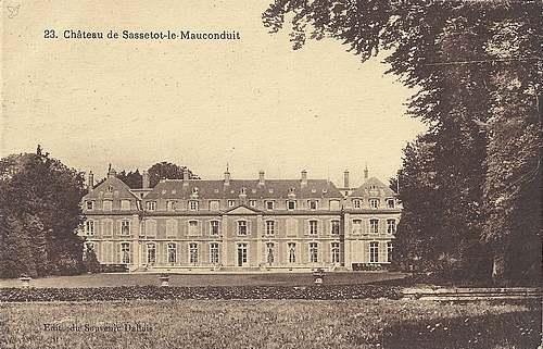 Château de Sassetot-le-Mauconduit