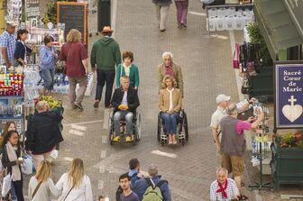Tout le monde debout : Photo Alexandra Lamy, Elsa Zylberstein, Franck Dubosc, Gérard Darmon