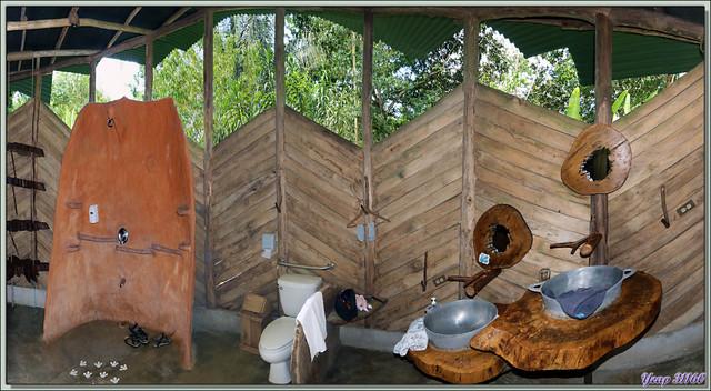 Blog de images-du-pays-des-ours : Images du Pays des Ours (et d'ailleurs ...), Une chambre du Danta Corcovado Lodge - La Palma - Puerto Jiménez - Costa Rica