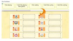 Pour créer des exercies en ligne