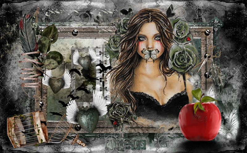 scrap kit de mars (deliberate descent)