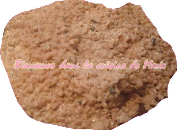 CROZETS AU BLEU DE BONNEVAL