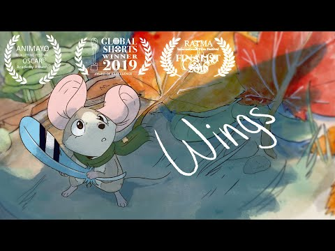 Wings | Animated Short Film | SVA Thesis - YouTube