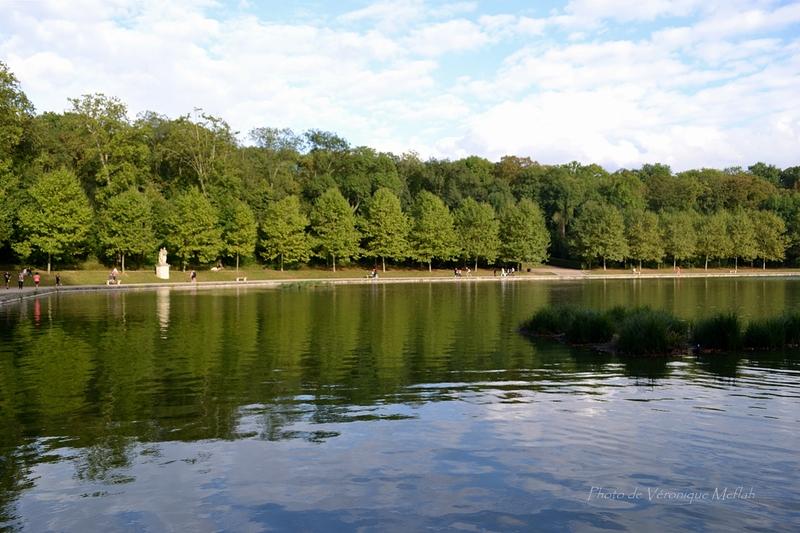 Domaine de Sceaux : Le bassin de l'Octogone