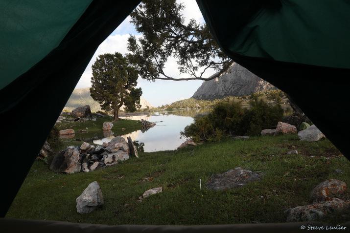 Tour des lacs de montagne, Tadjikistan