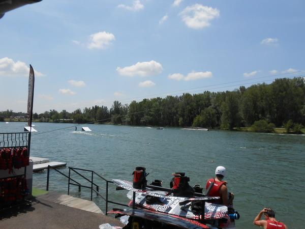 Lac de Sesquières