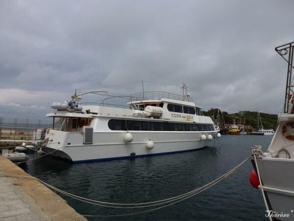 Santa Teresa, le port (6)
