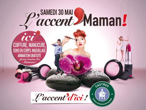 Auchan Castres - L'accent Maman