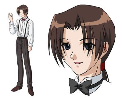 Keiichiro Akasaka (Wesley J.Coolridge III)