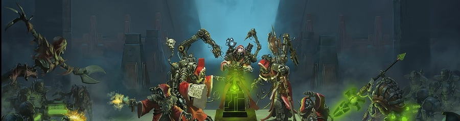 News : Warhammer 40 000: Mechanicus arrive en novembre*