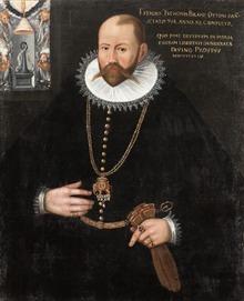 Description de l'image Porträtt av Tycho Brahe - Skoklosters slott - 90153.tif.