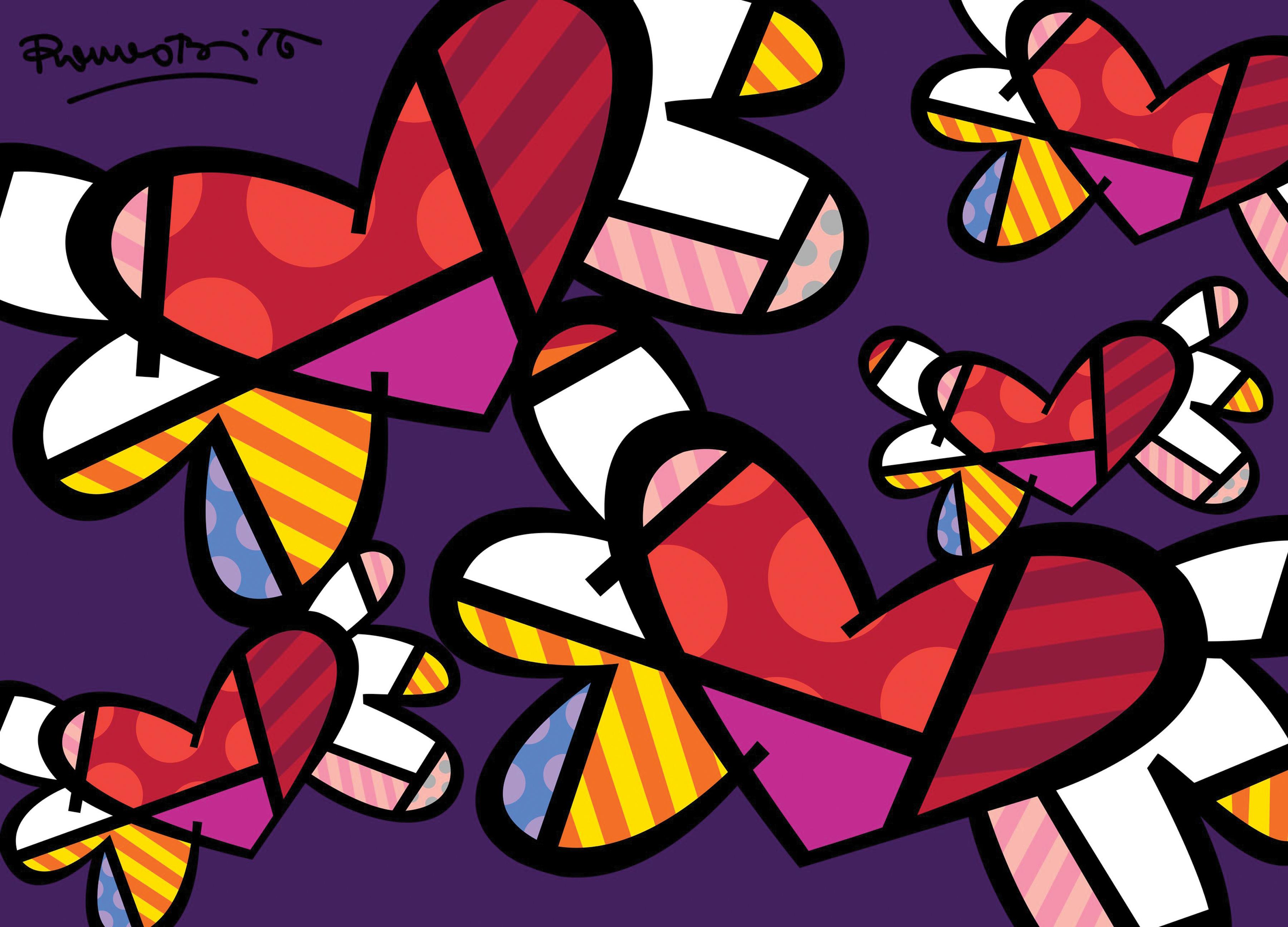 Arts visuels Romeo Britto