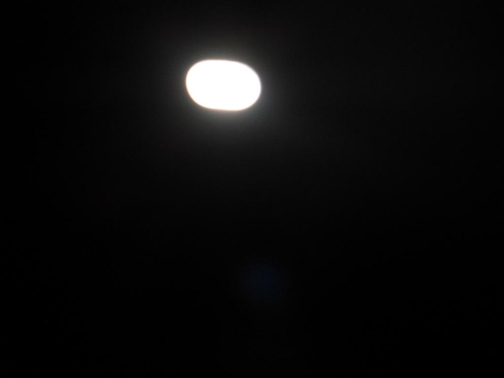 J'ai rendez-vous avec la lune et ne sais pas la rattraper?