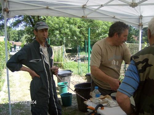 Concours de pêche 2013