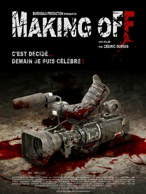Critique de Making oFF de Cédric Dupuis