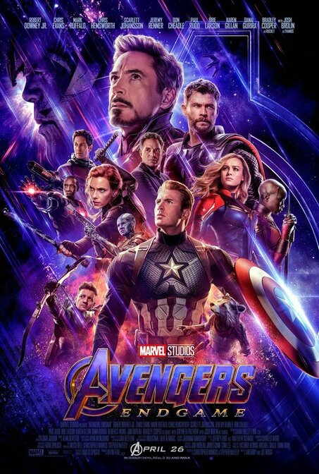 WORLDWIDE BOX OFFICE DU 26 AVRIL 2019 AU 28 AVRIL 2019