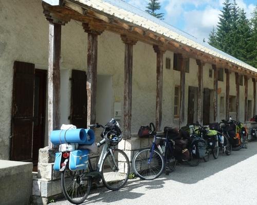 Bourgoin Mijoux à vélo troisième partie