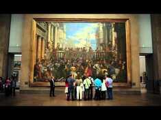Une visite au musée du Louvre - YouTube