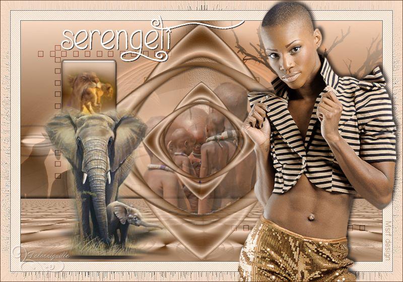 *** Serengeti ***