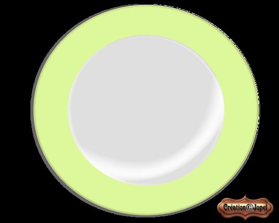 Assiettes Déco pour PÂQUES de Jopel