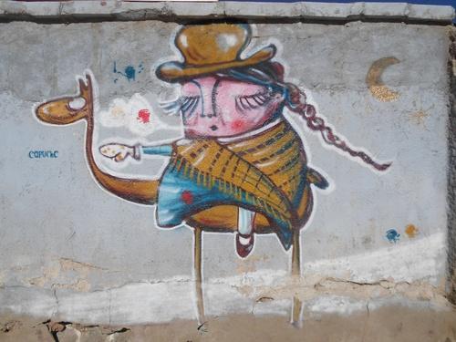 Bolivia'rt