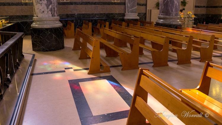 Pays de Savoie : Basilique de la Visitation à Annecy 2/2