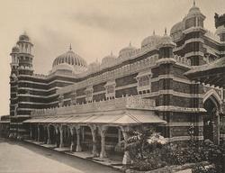 Pavillon des Indes