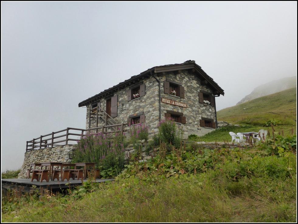 Séjour en Vanoise : Circuit des barrages à Aussois.