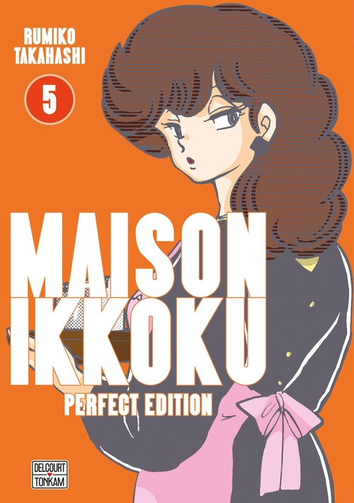 Maison Ikkoku perfect edition - Tome 05 - Rumiko Takahashi