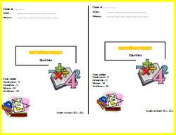 Pages de présentation
