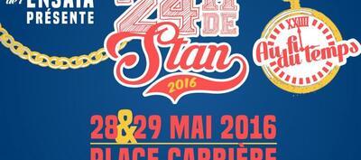 Les 24h de Stan : un événement incontournable à Nancy !