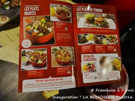 LA BOUCHERIE Pornic - Resto viande- grill- burger