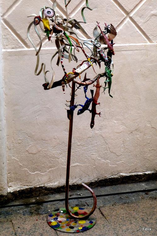 Perpignan : sculptures