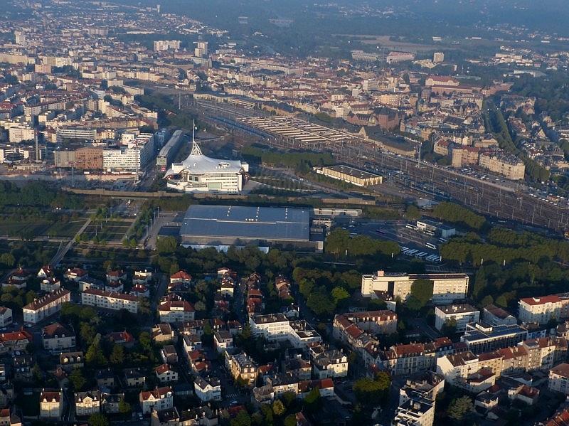 Metz montgolfiades 2015 vol au dessus d 39 un lever de for Garage renault metz avenue de strasbourg