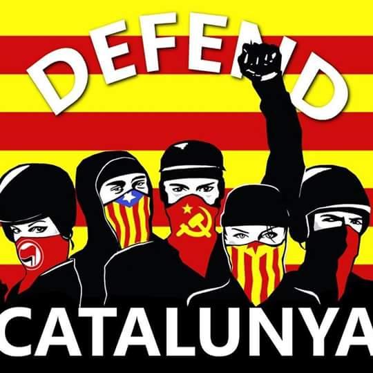 """""""Entre la négation du droit à l'autodétermination de la Catalogne par l'Espagne et le fascisme, il y a quand même des nuances importantes"""""""