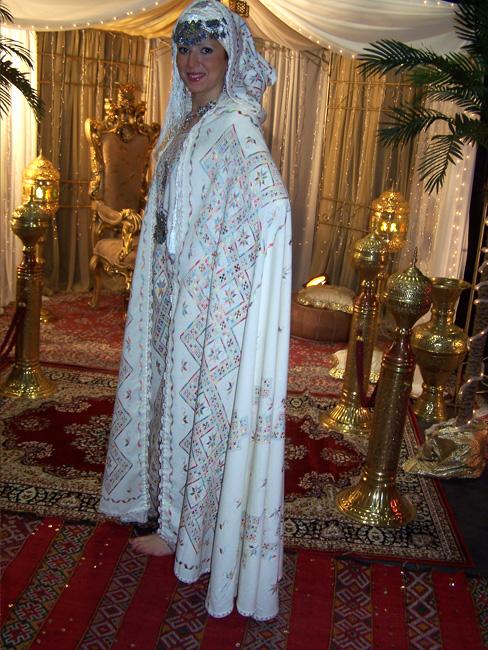 les robes algériennes